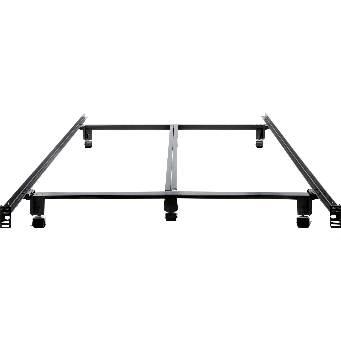 Steelock Super Duty Metal Bed Frame By Malouf