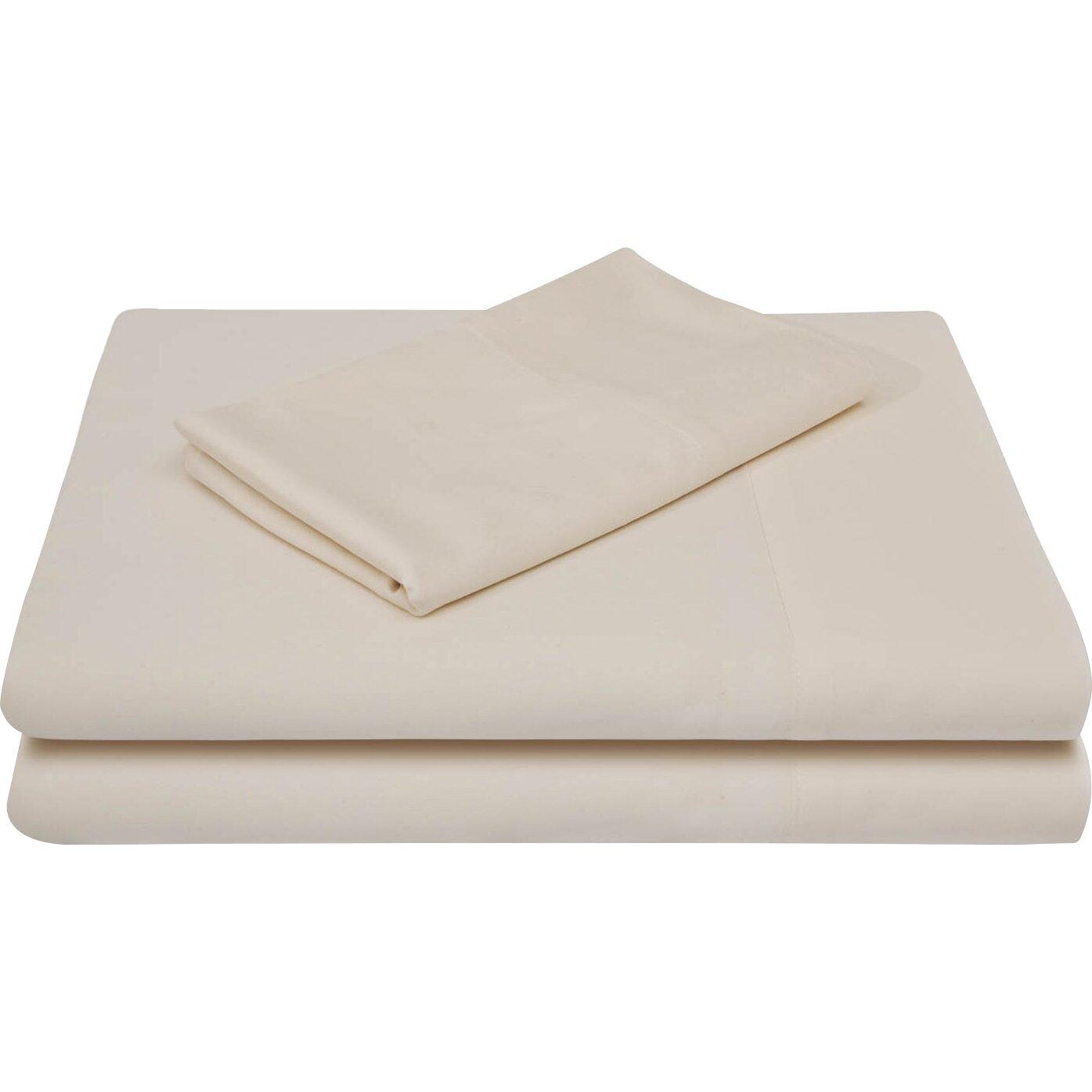 Malouf Bamboo Rayon Bed Sheet Set Amp Reviews Wayfair