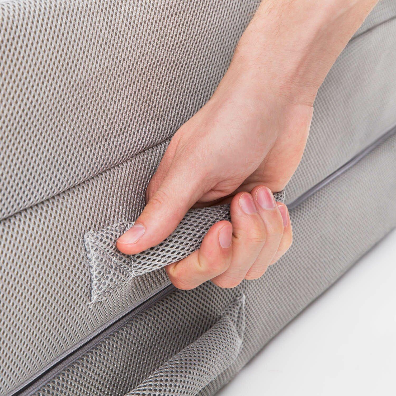 Lucid Folding Foam Mattress & Reviews | Wayfair