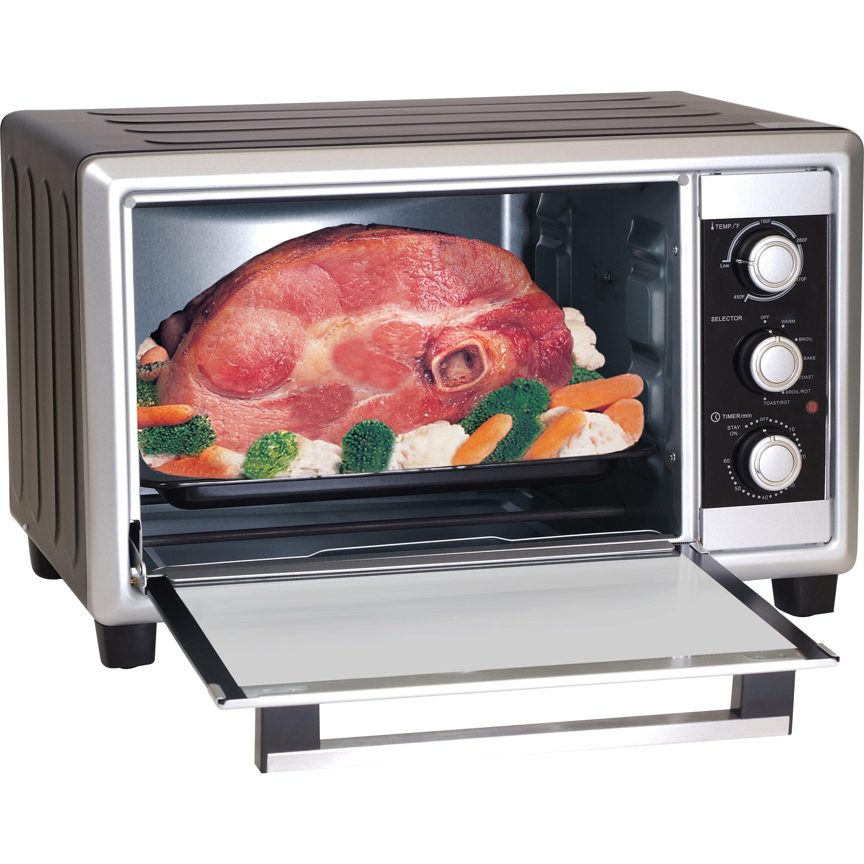 Maximatic Ero 2008s Elite Cuisine 6 Slice Toaster Oven: Elite By Maxi-Matic Elite Cuisine 6 Slice Toaster Oven