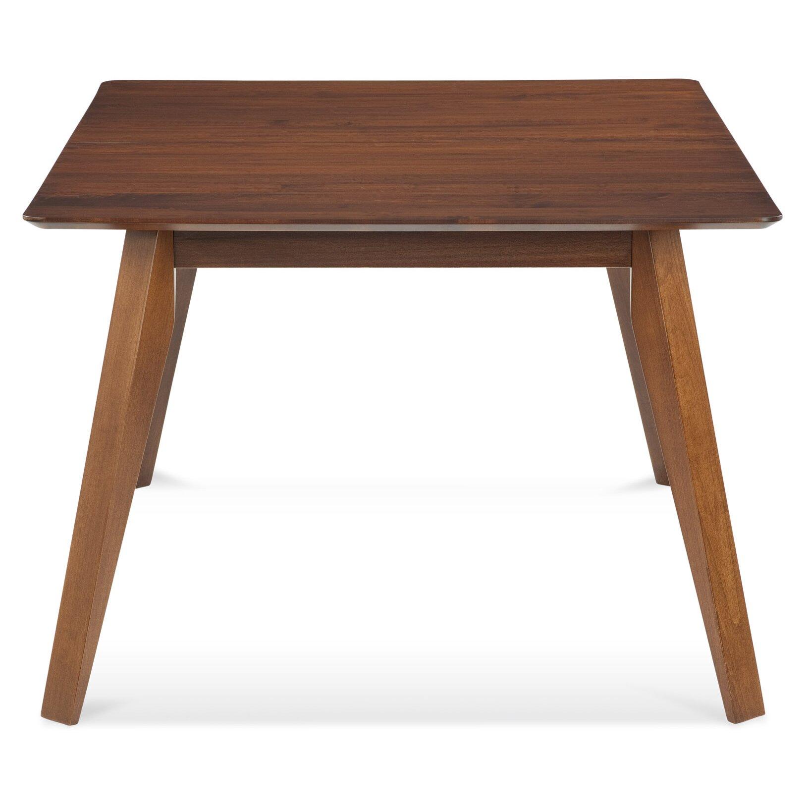 Saloom Furniture Spectra Dining Table Wayfair