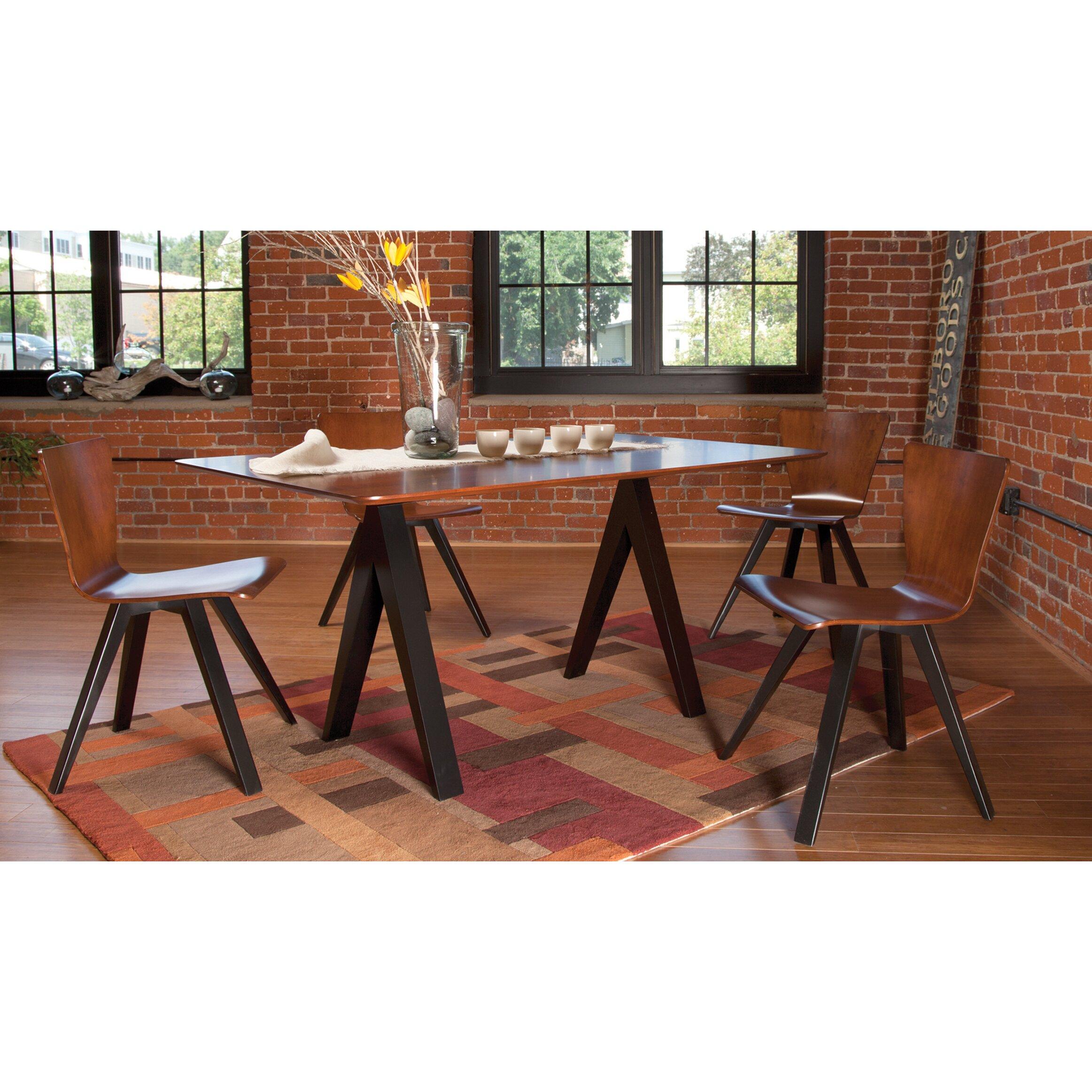 Saloom Furniture Soma Dining Table Wayfair