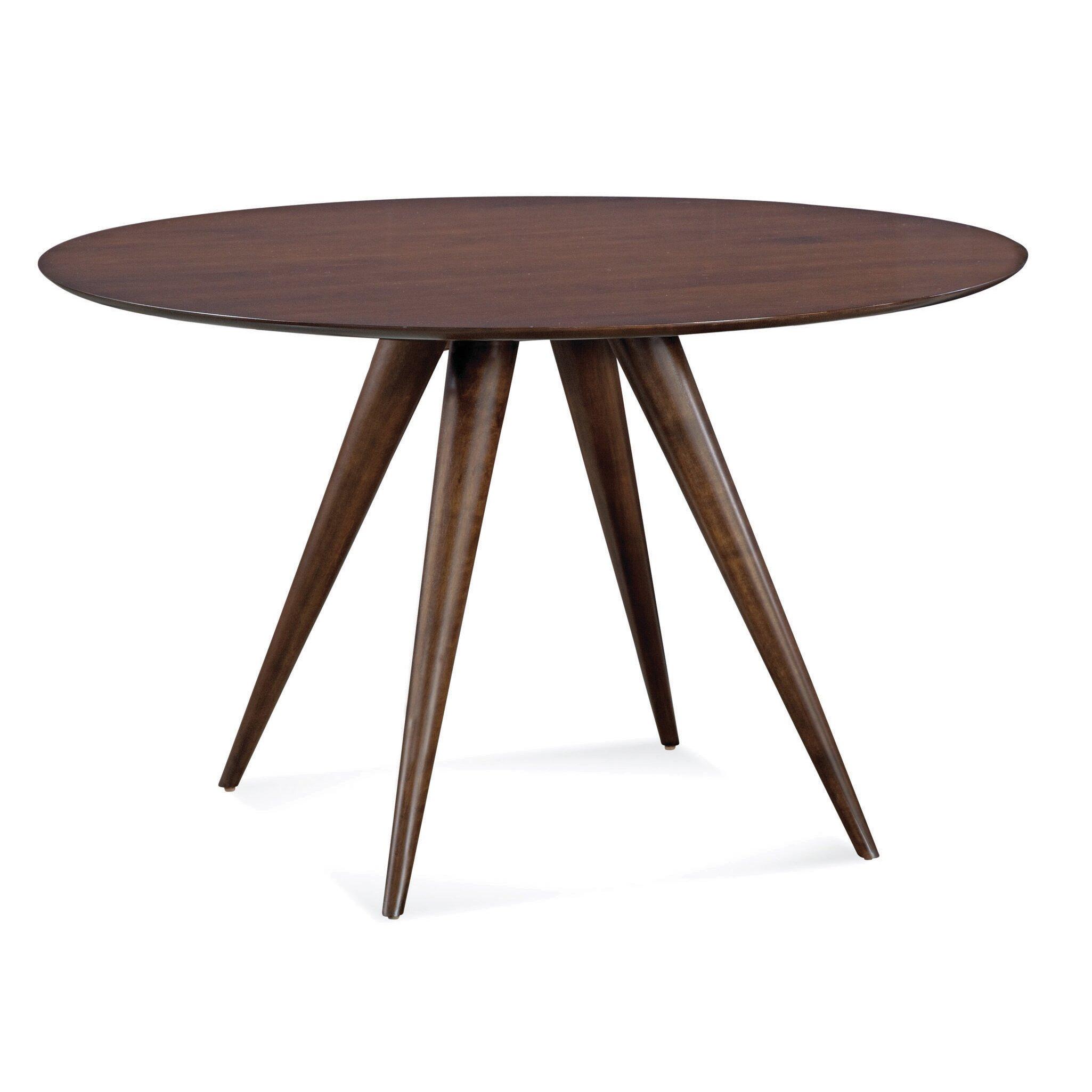 Saloom furniture iris 80 dining table wayfair for 80s furniture
