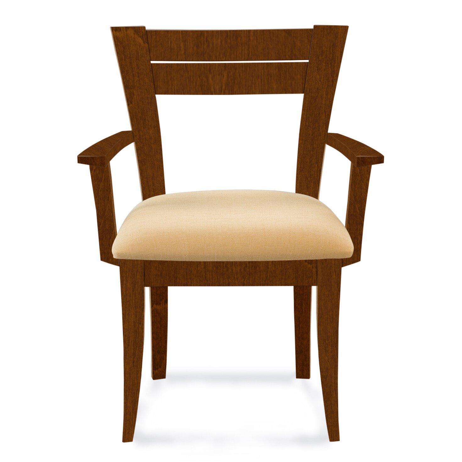 Saloom Furniture Skyline Arm Chair Reviews Wayfair