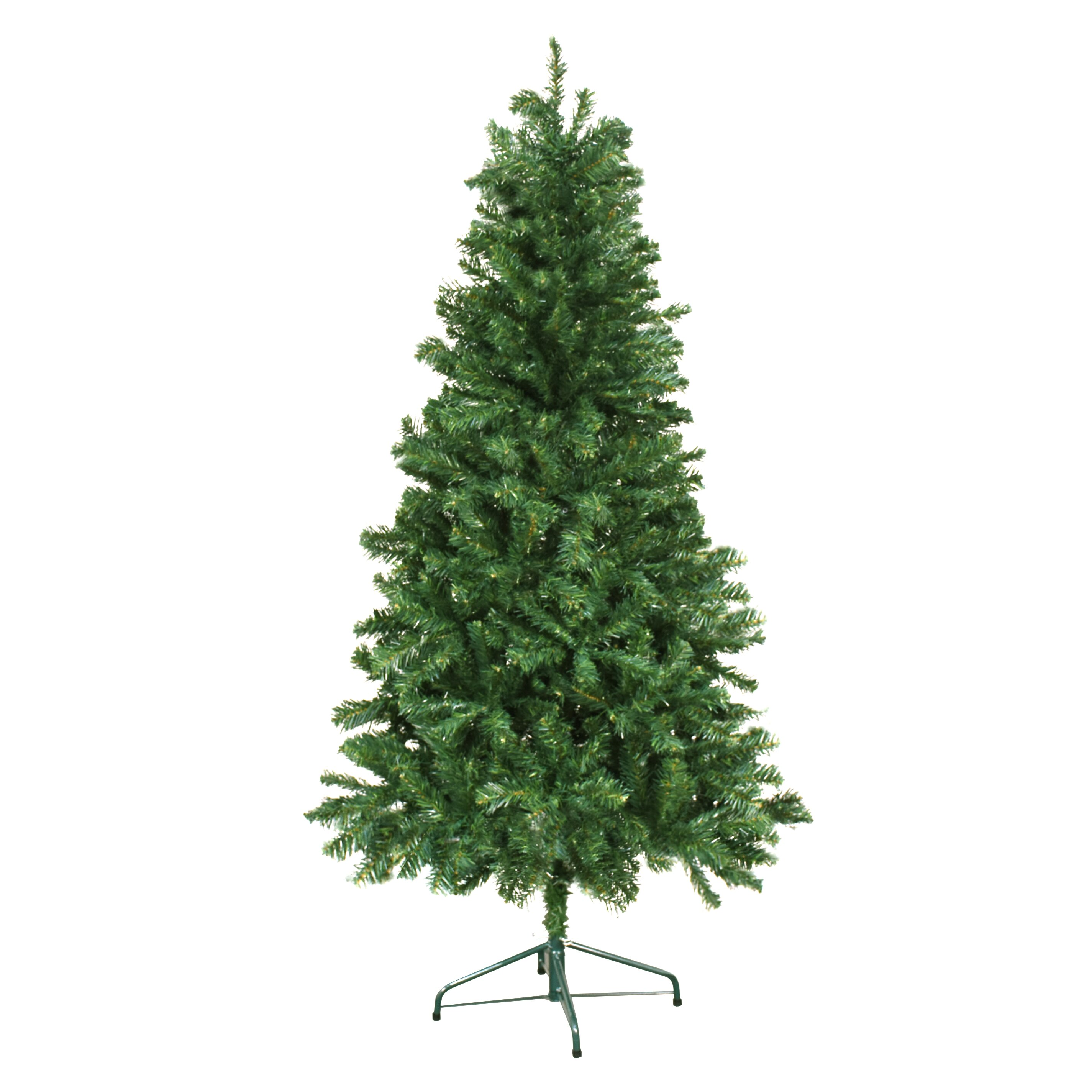 Douglas Fir Artificial Christmas Trees: Astella 6' Green Douglas Fir Artificial Christmas Tree