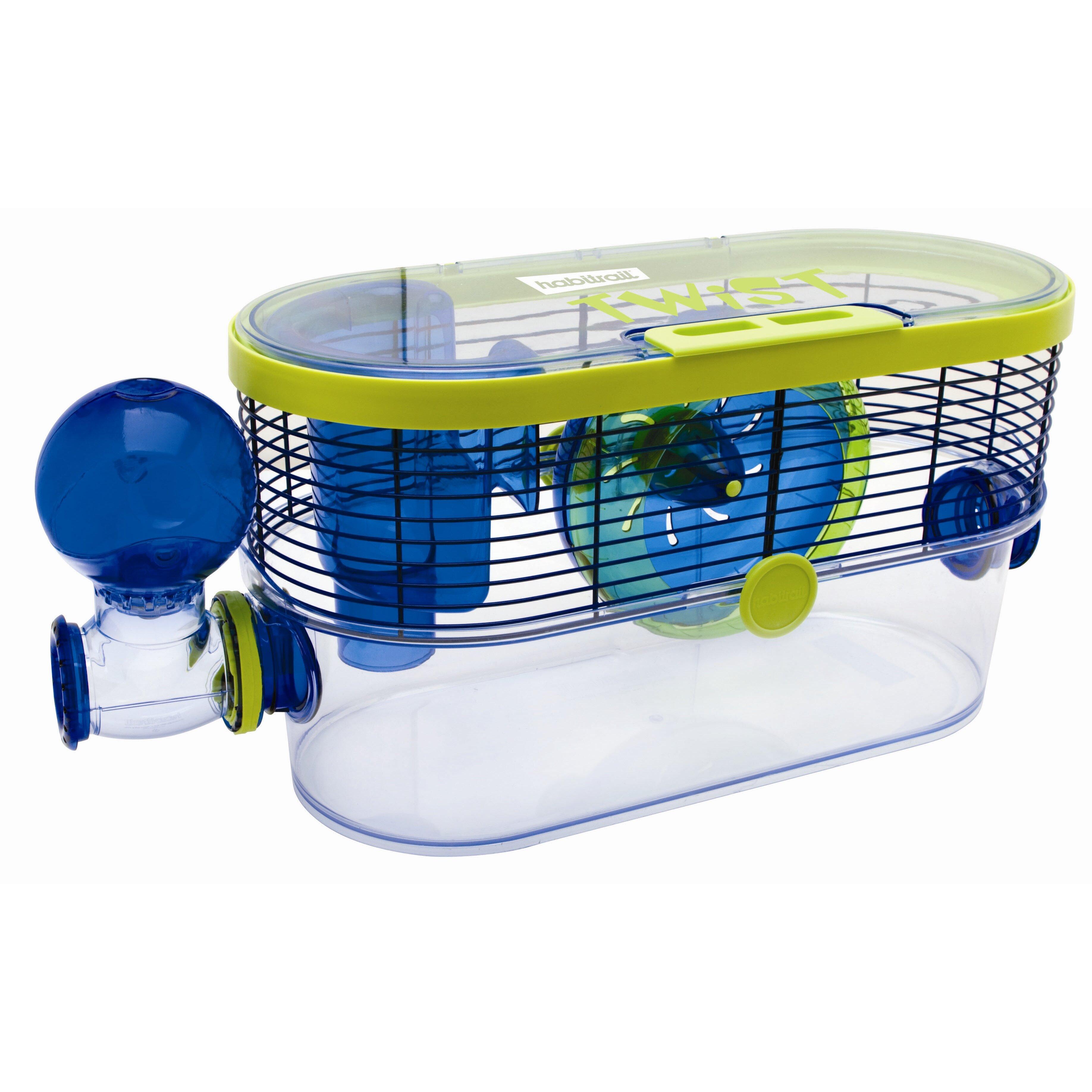 Hagen Habitrail Twist Hamster Modular Habitat Amp Reviews