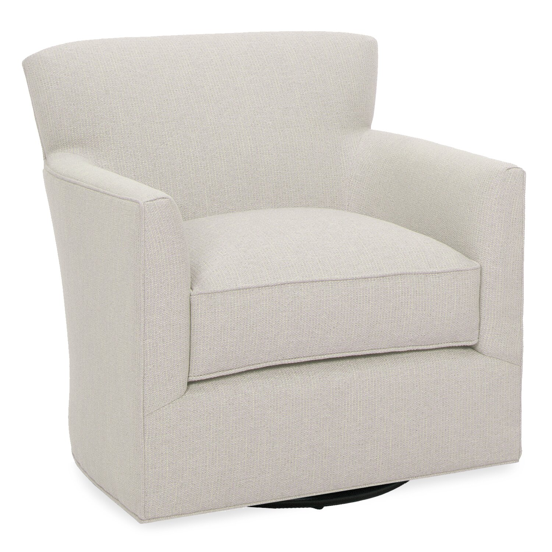 Tory Furniture Rowan Swivel Glider Arm Chair & Reviews