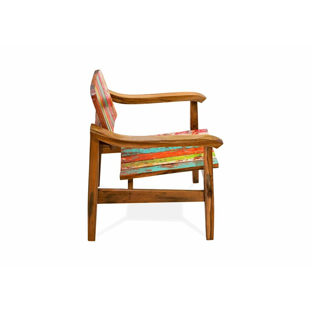 EcoChic Lifestyles Swell Dining Arm Chair Reviews Wayfair