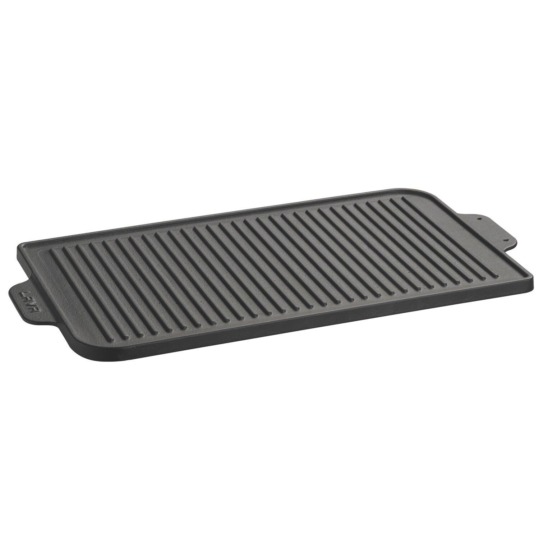 lava cookware eco enameled cast iron 18 5 x 12 reversible. Black Bedroom Furniture Sets. Home Design Ideas