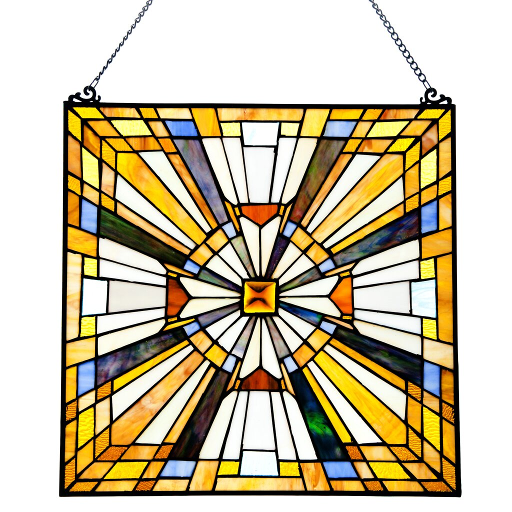 S Stained Glass Window Panels For Sale
