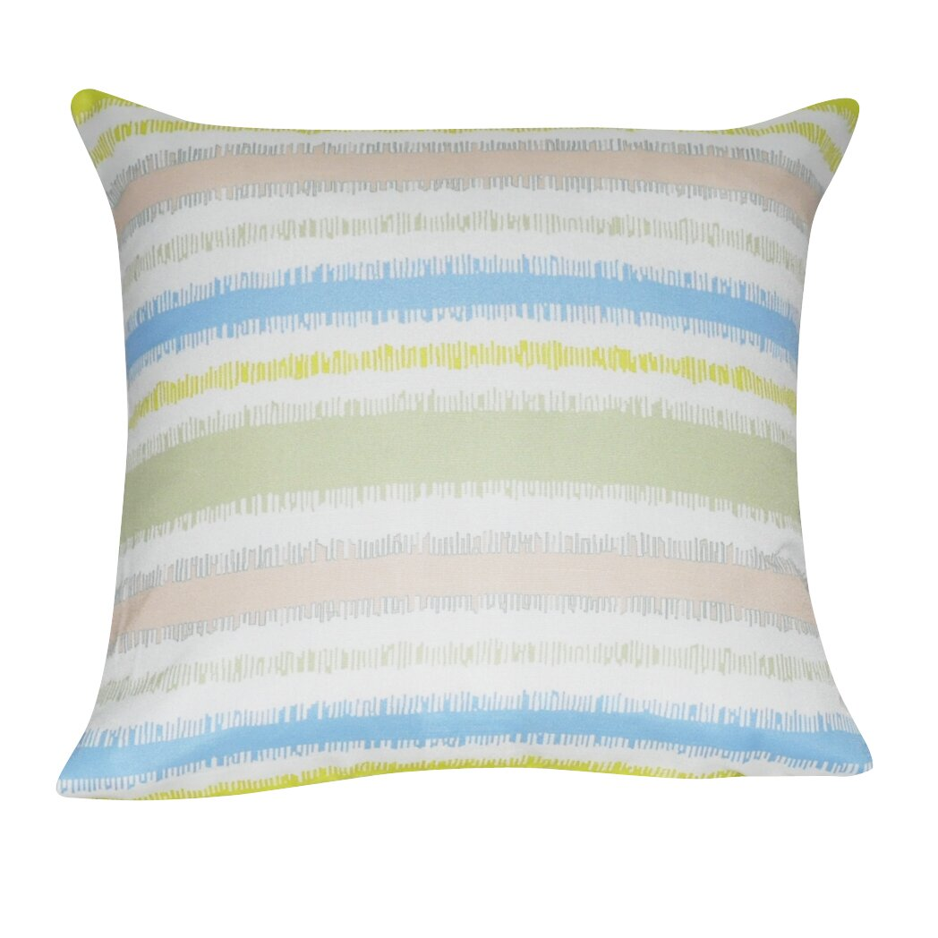 loom and mill stripe decorative throw pillow wayfair