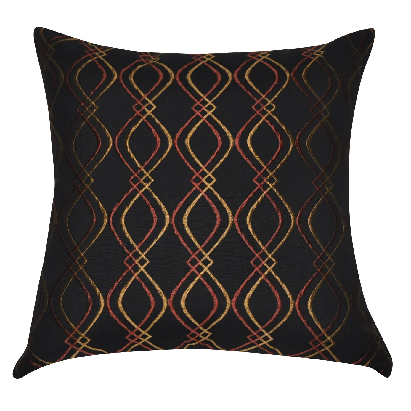 Decorative Pillows And Throws : Loom and Mill Decorative Cotton Throw Pillow & Reviews Wayfair
