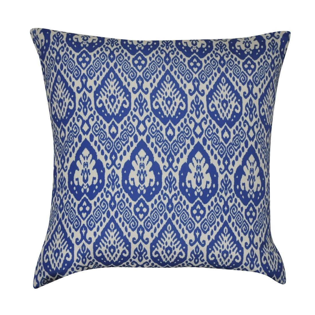 Throw Pillows Damask : Loom and Mill Damask Decorative Throw Pillow & Reviews Wayfair