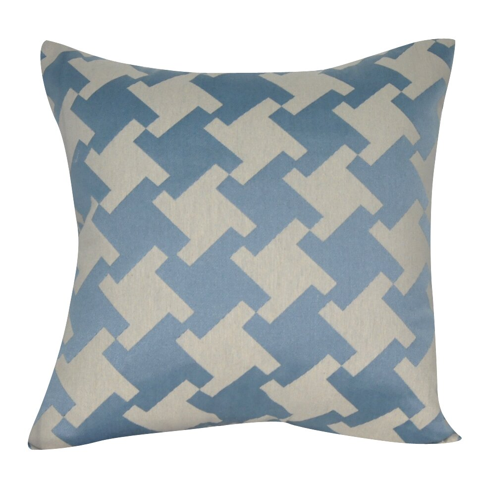 Loom And Mill Houndstooth Decorative Throw Pillow