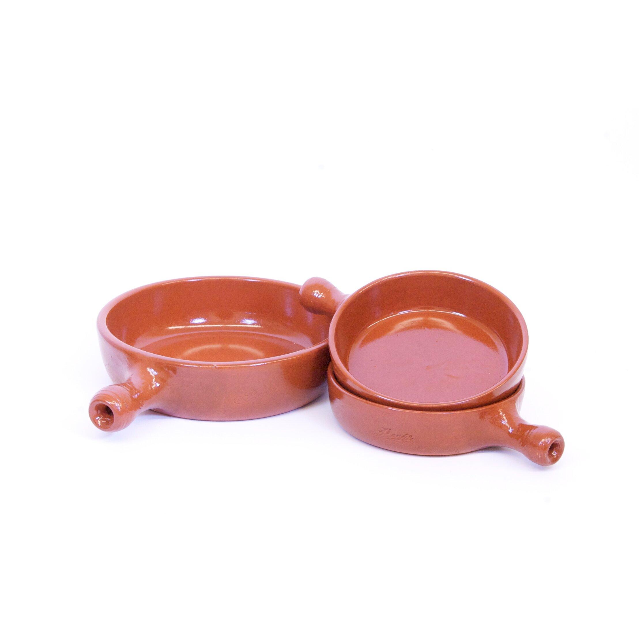 Regas Ceramics 3 Piece Frying Pan Set Wayfair