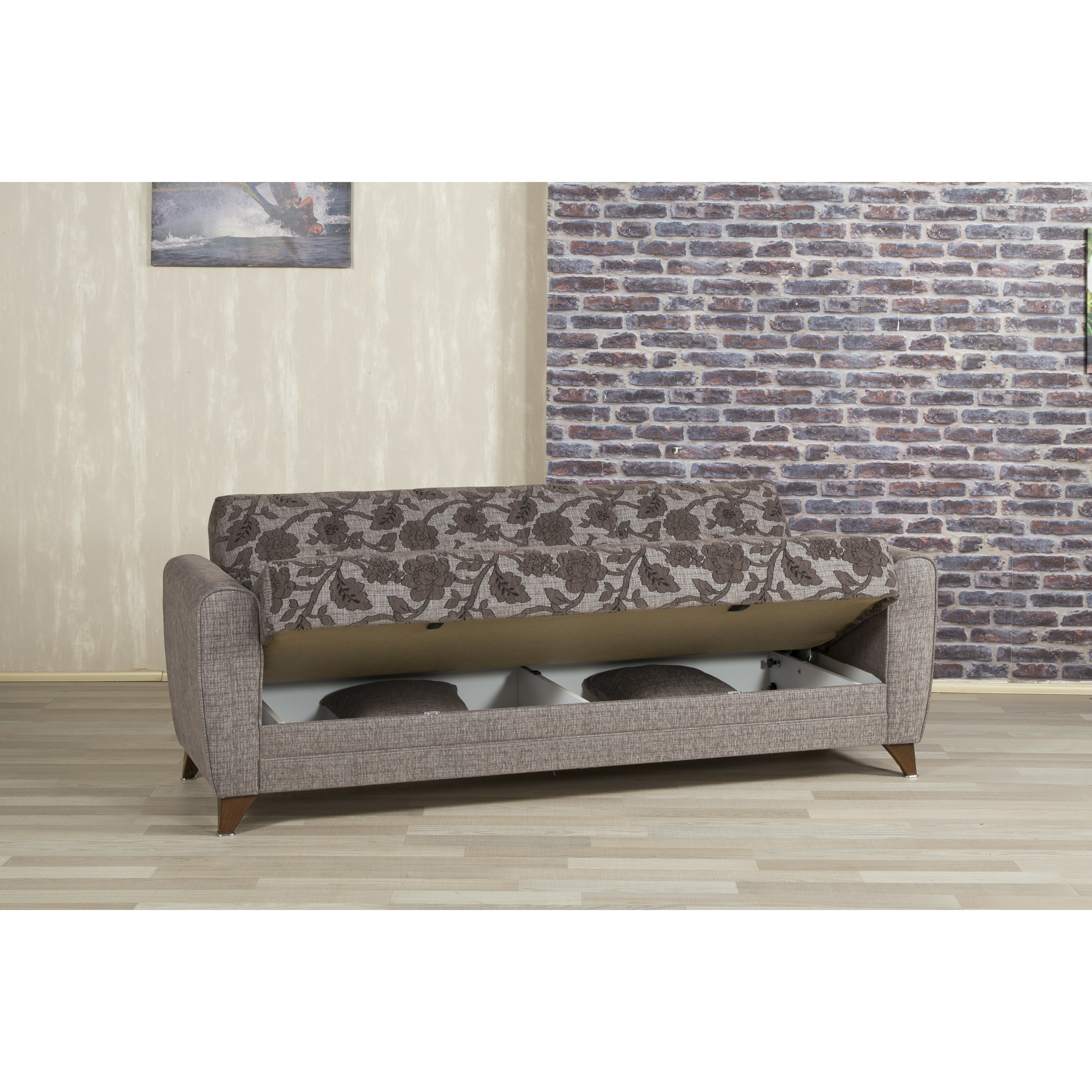 Casamode functional furniture anatolia sleeper sofa for Functional furniture