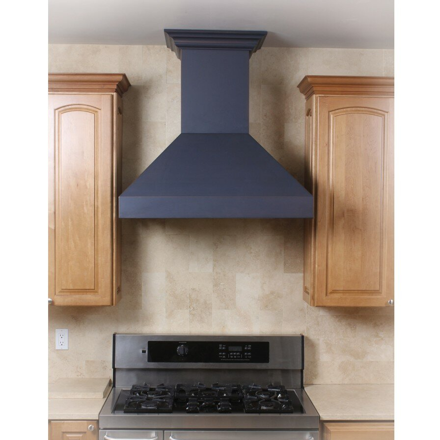 Z Line Kitchen Ducted Wall Mounted Range Hood & Reviews