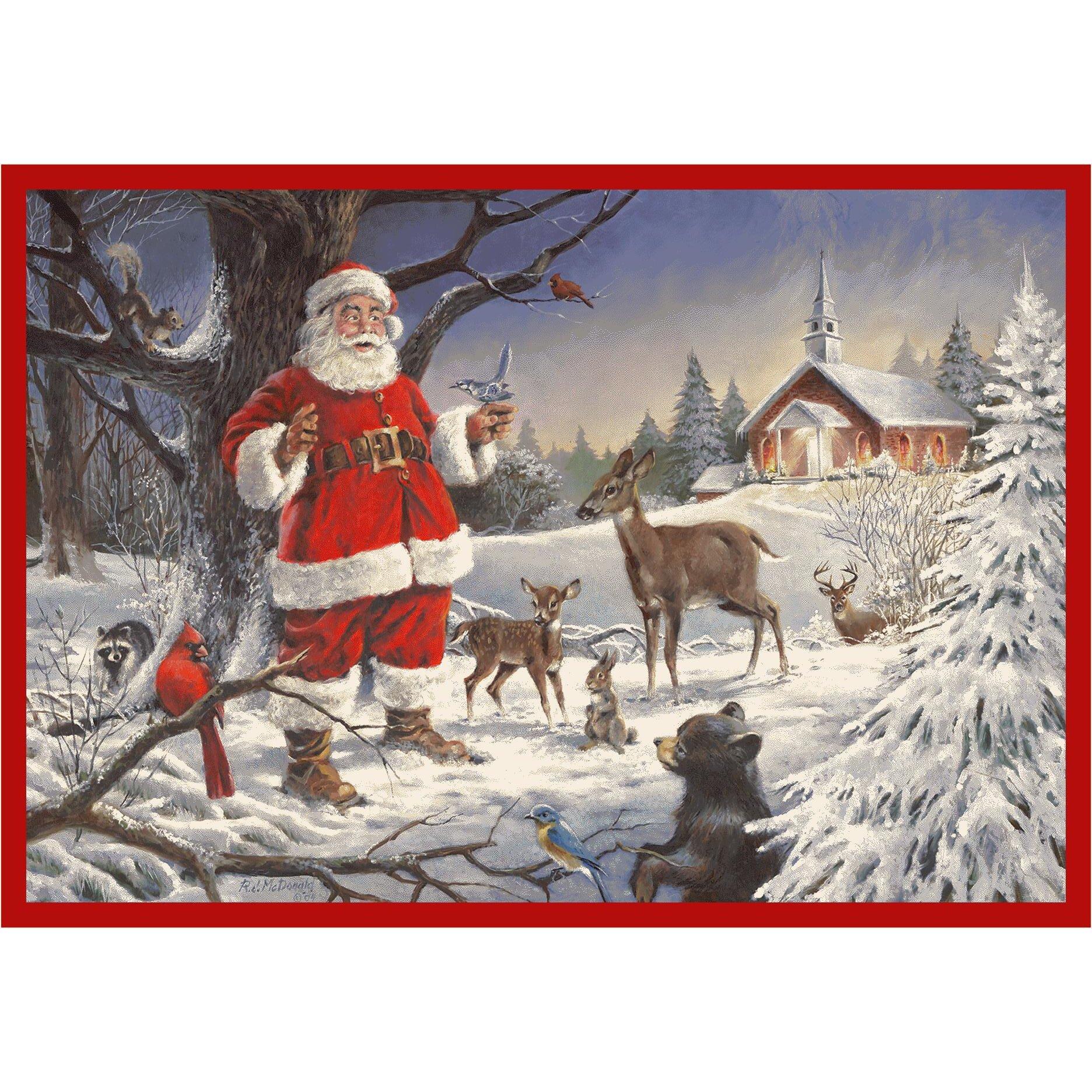 Foyer Rugs For Christmas: Milliken RJ McDonald Christmas Party Area Rug & Reviews