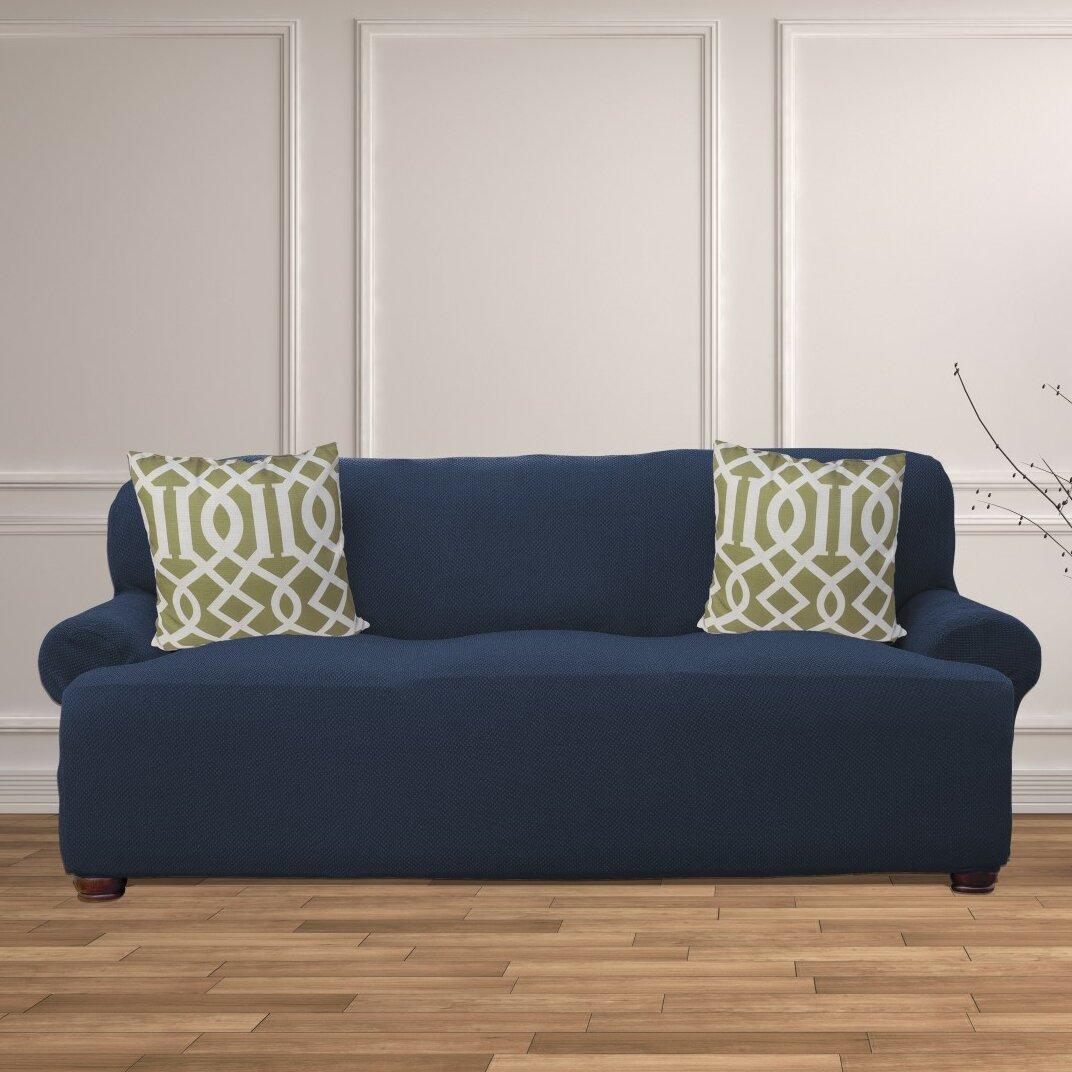 Kashi Home Dublin Sofa Slipcover Amp Reviews Wayfair
