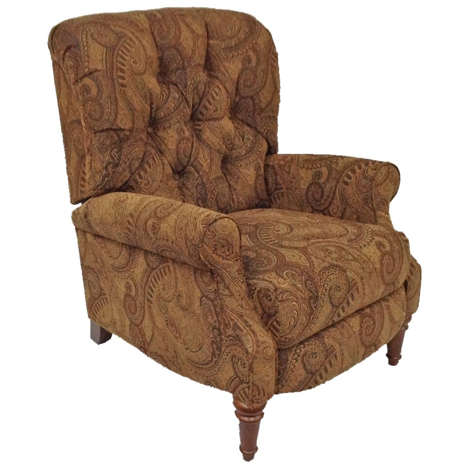 Brady Furniture Industries Flora High Leg Recliner
