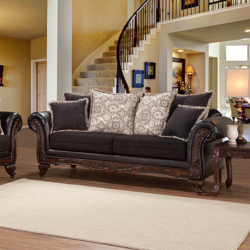 Brady Furniture Industries Elaborate Sofa