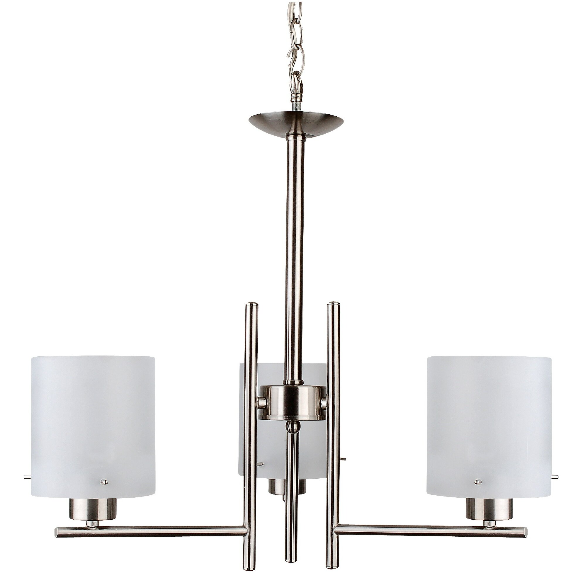 Whitfield Lighting Dexter 3 Light Chandelier Amp Reviews