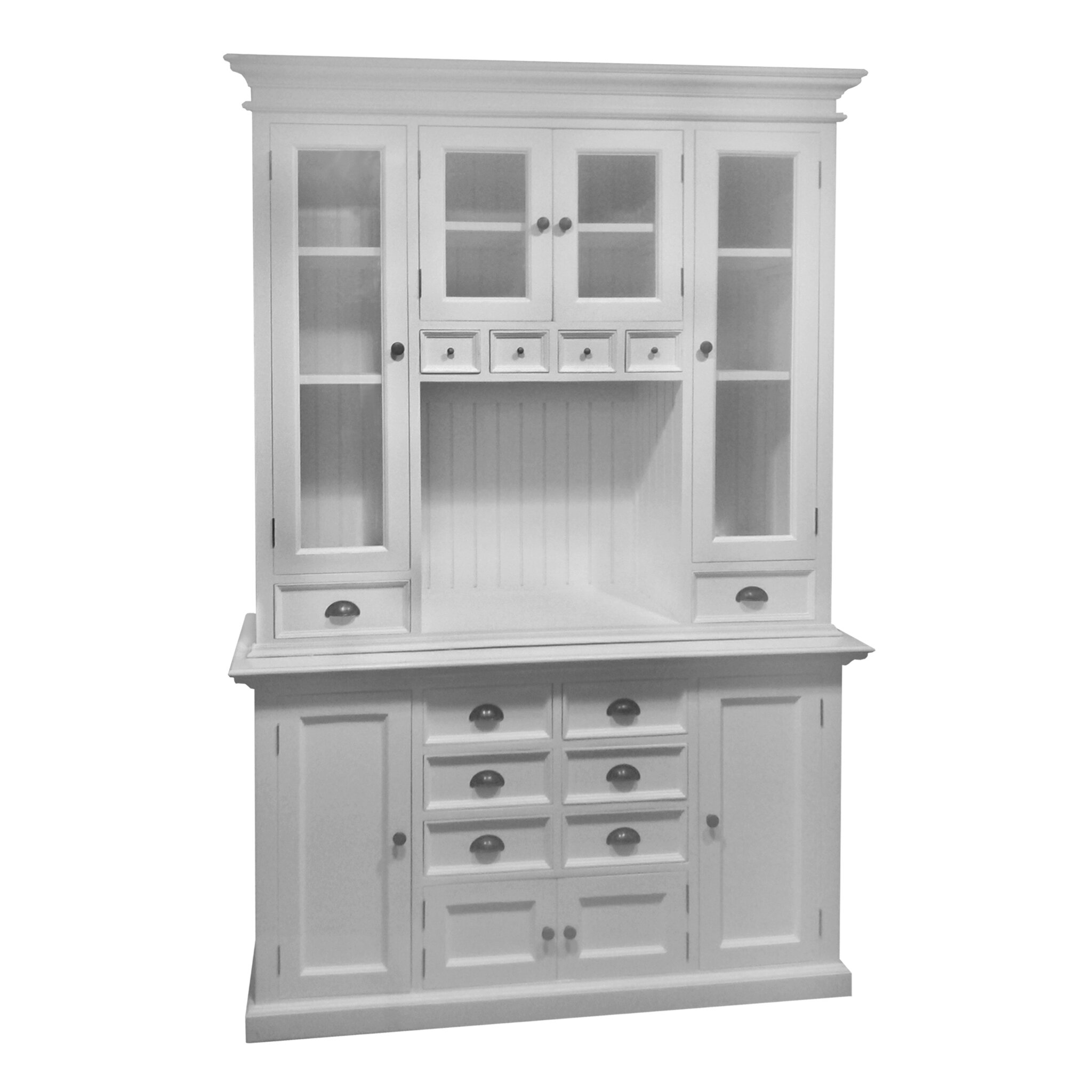 NovaSolo Halifax Kitchen China Cabinet & Reviews