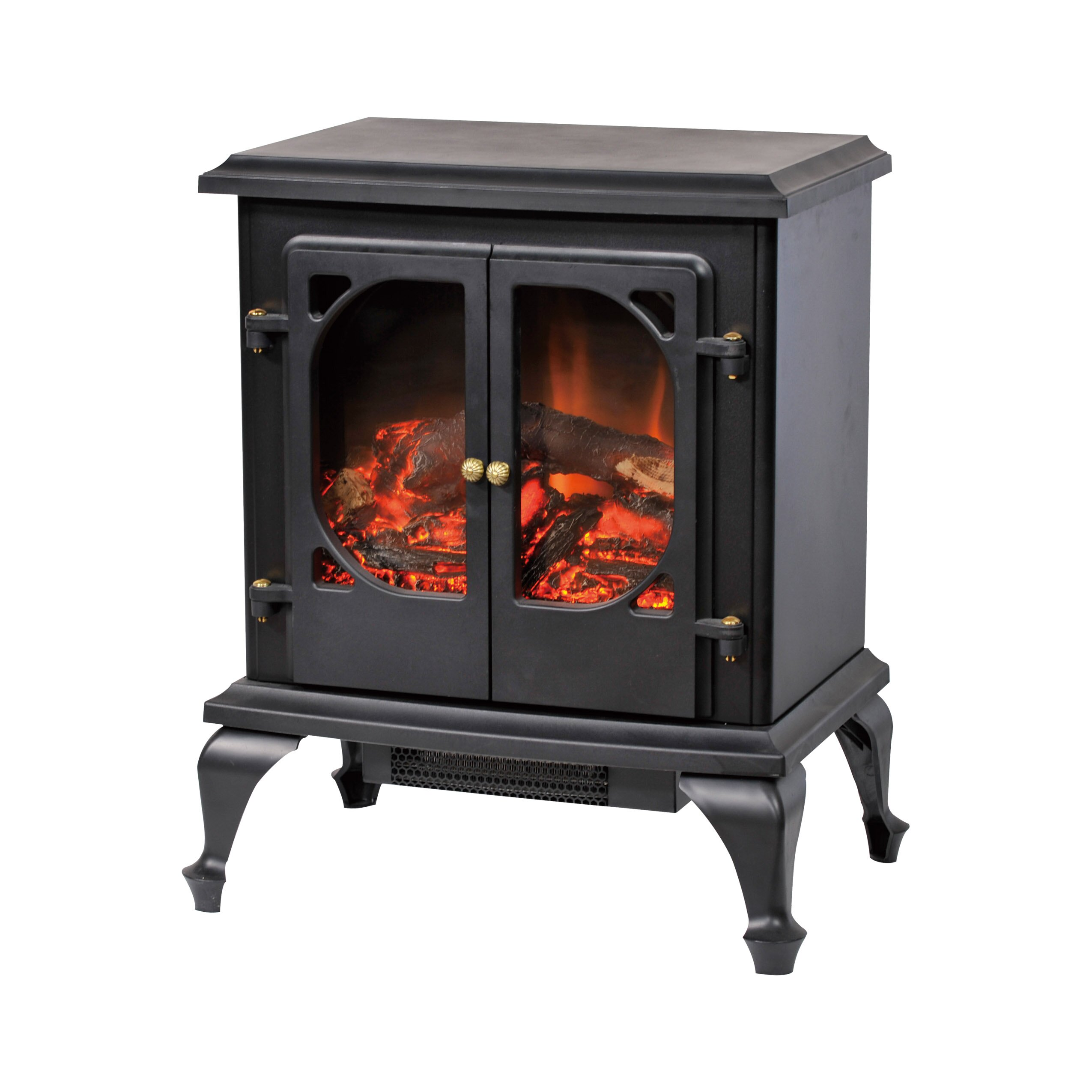 Corliving Free Standing Electric Fireplace Reviews Wayfair