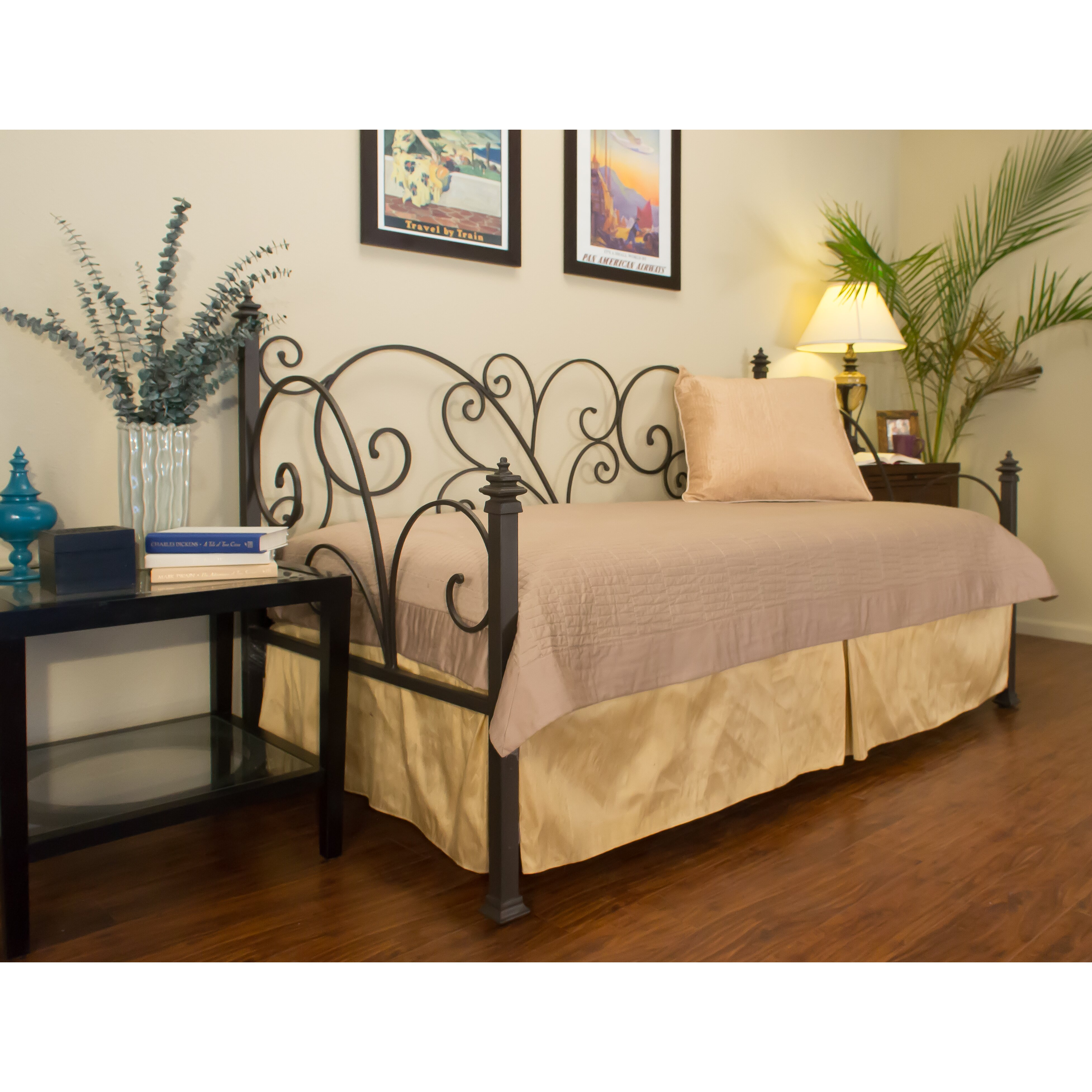 Benicia Foundry And Iron Works Holly Daybed Reviews Wayfair