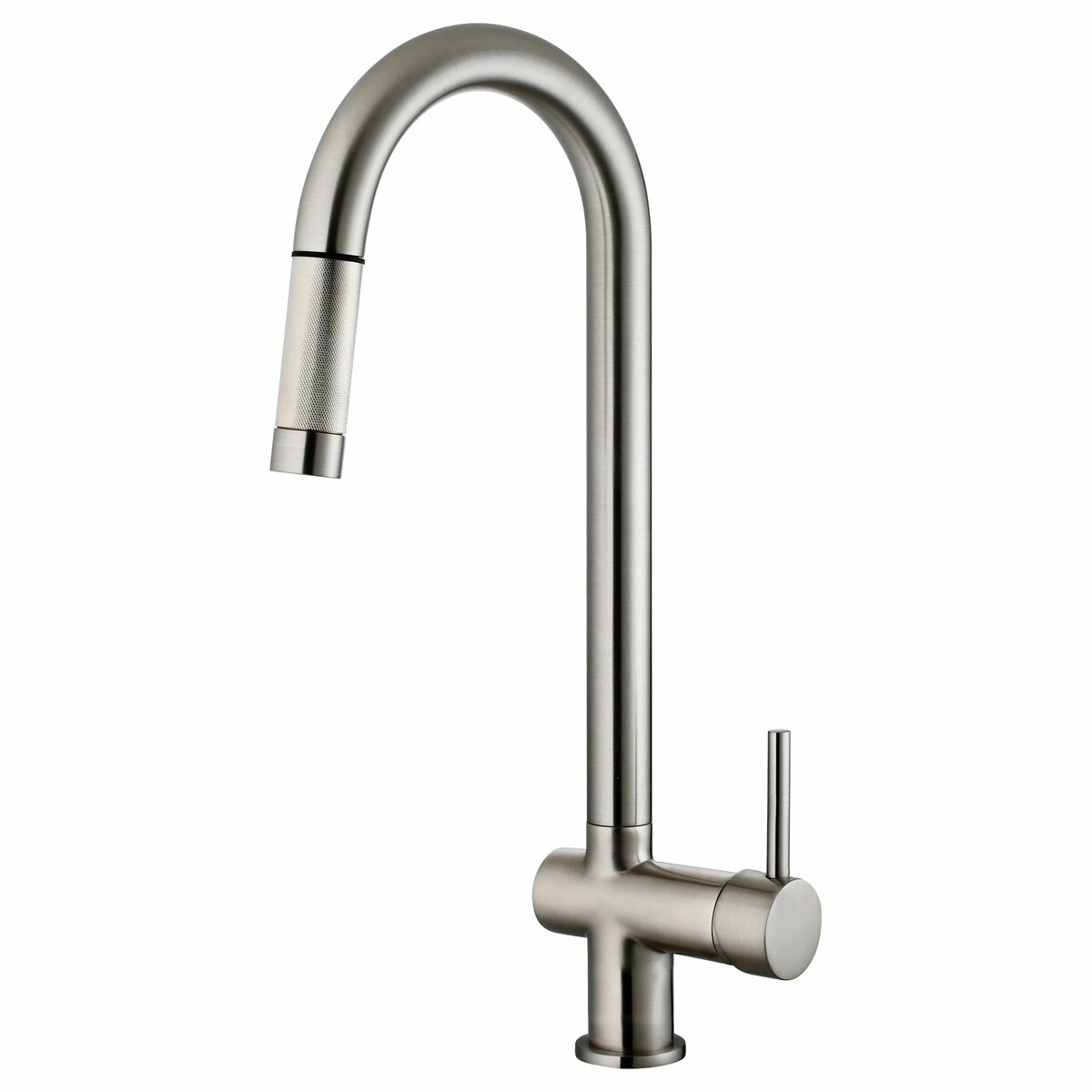 lesscare single handle pull kitchen faucet reviews