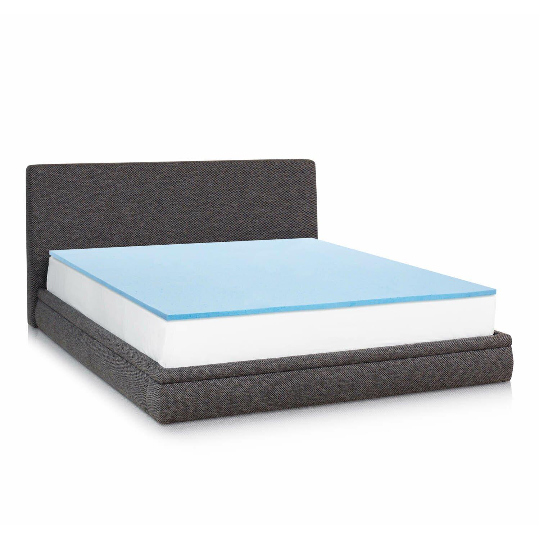 Linenspa 1 Gel Memory Foam Mattress Topper Reviews