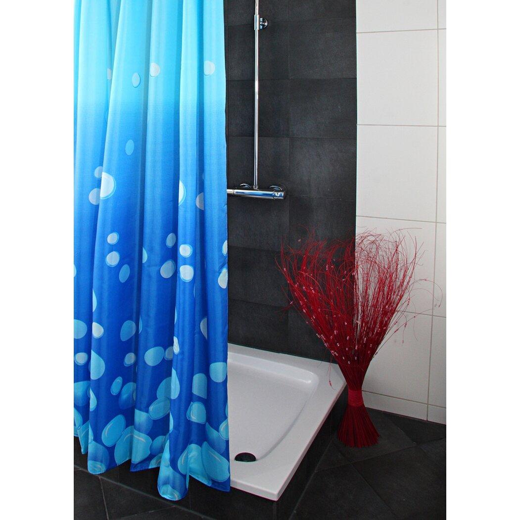 indeko duschvorhang drops bewertungen. Black Bedroom Furniture Sets. Home Design Ideas