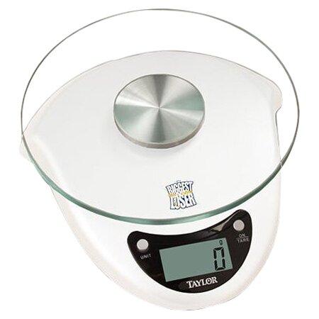 Biggest Loser Digital Kitchen Scale Reviews Wayfair