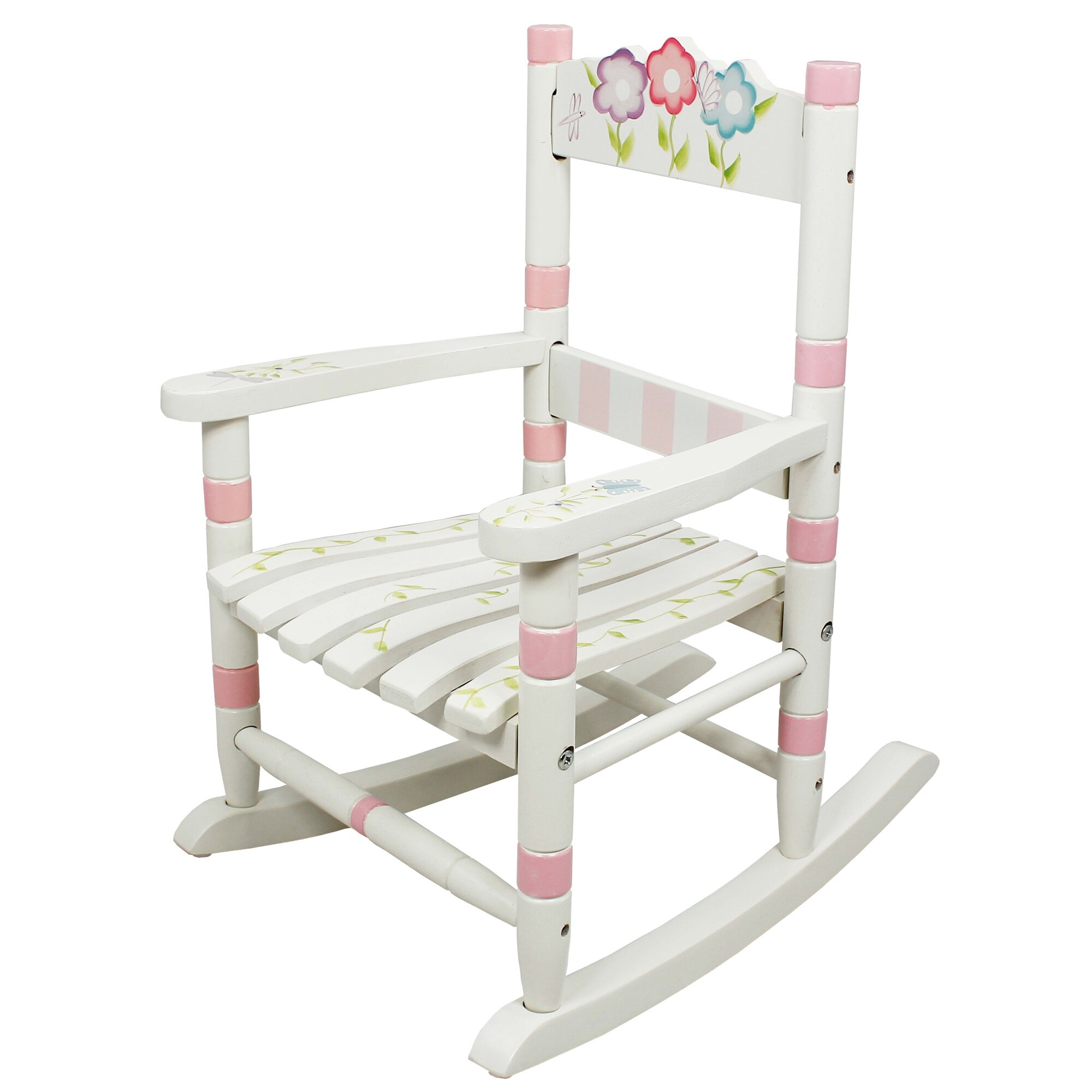 Fantasy Fields Bouquet Small Kids Rocking Chair Amp Reviews