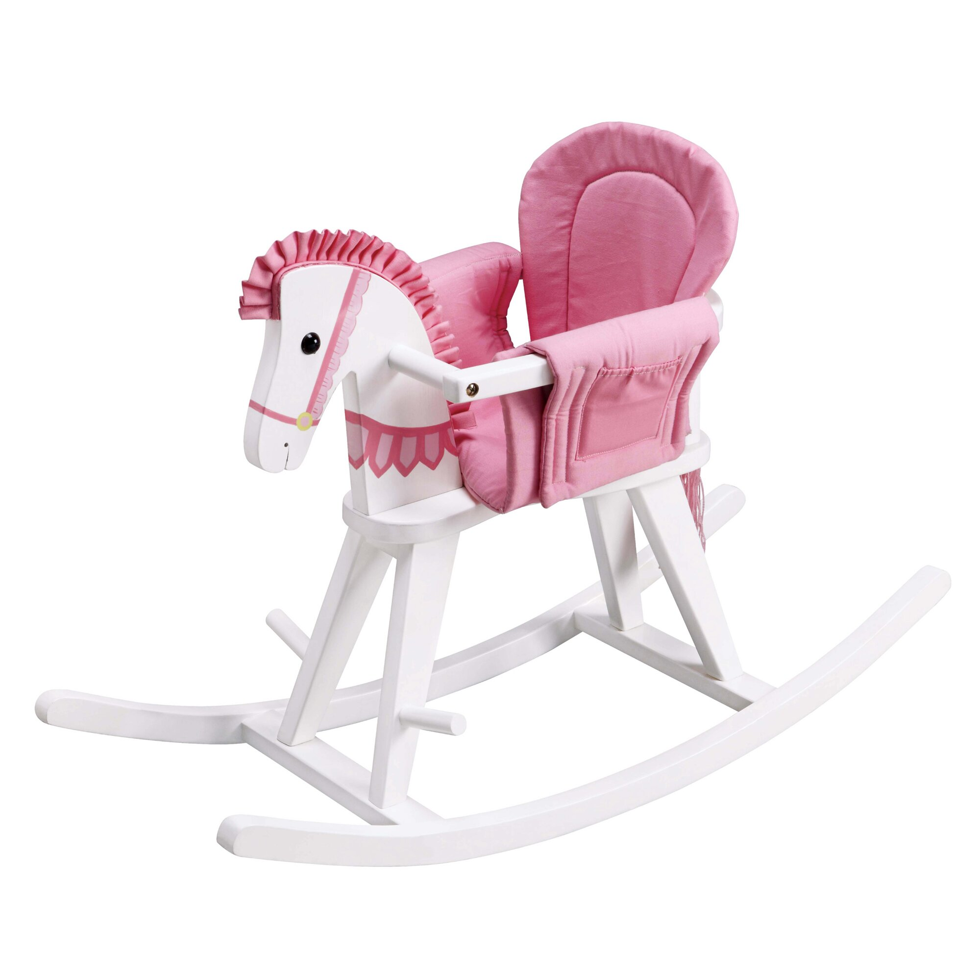 Fantasy Fields Safari Rocking Horse Amp Reviews Wayfair