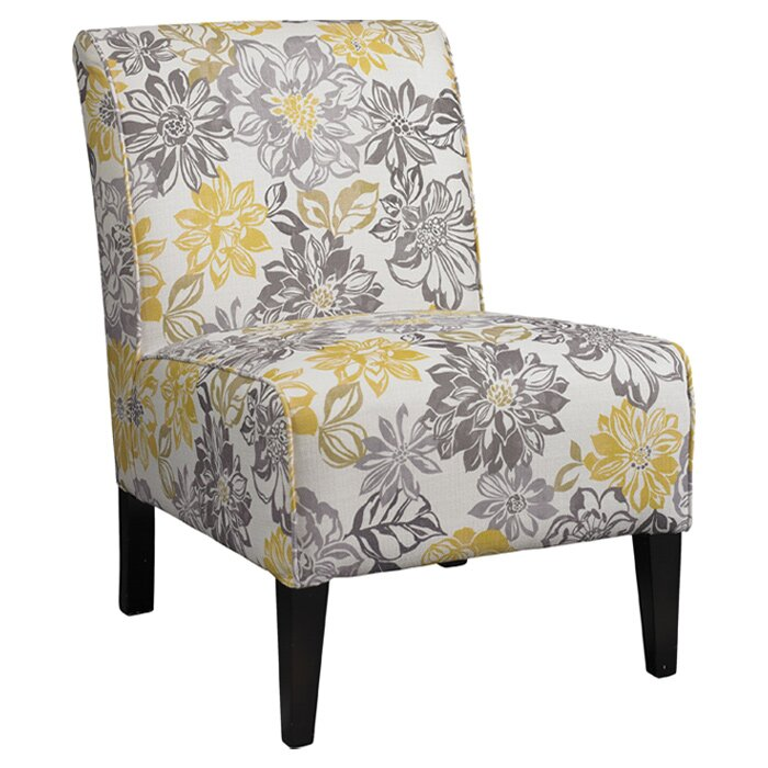 Zipcode Design Eugenia Floral Side Chair Amp Reviews Wayfair