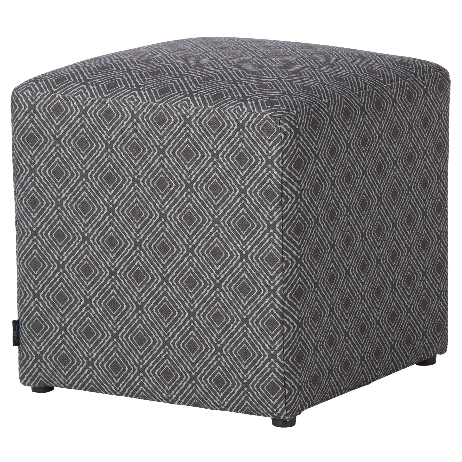 Zipcode Design Jillian Cube Ottoman Reviews Wayfair