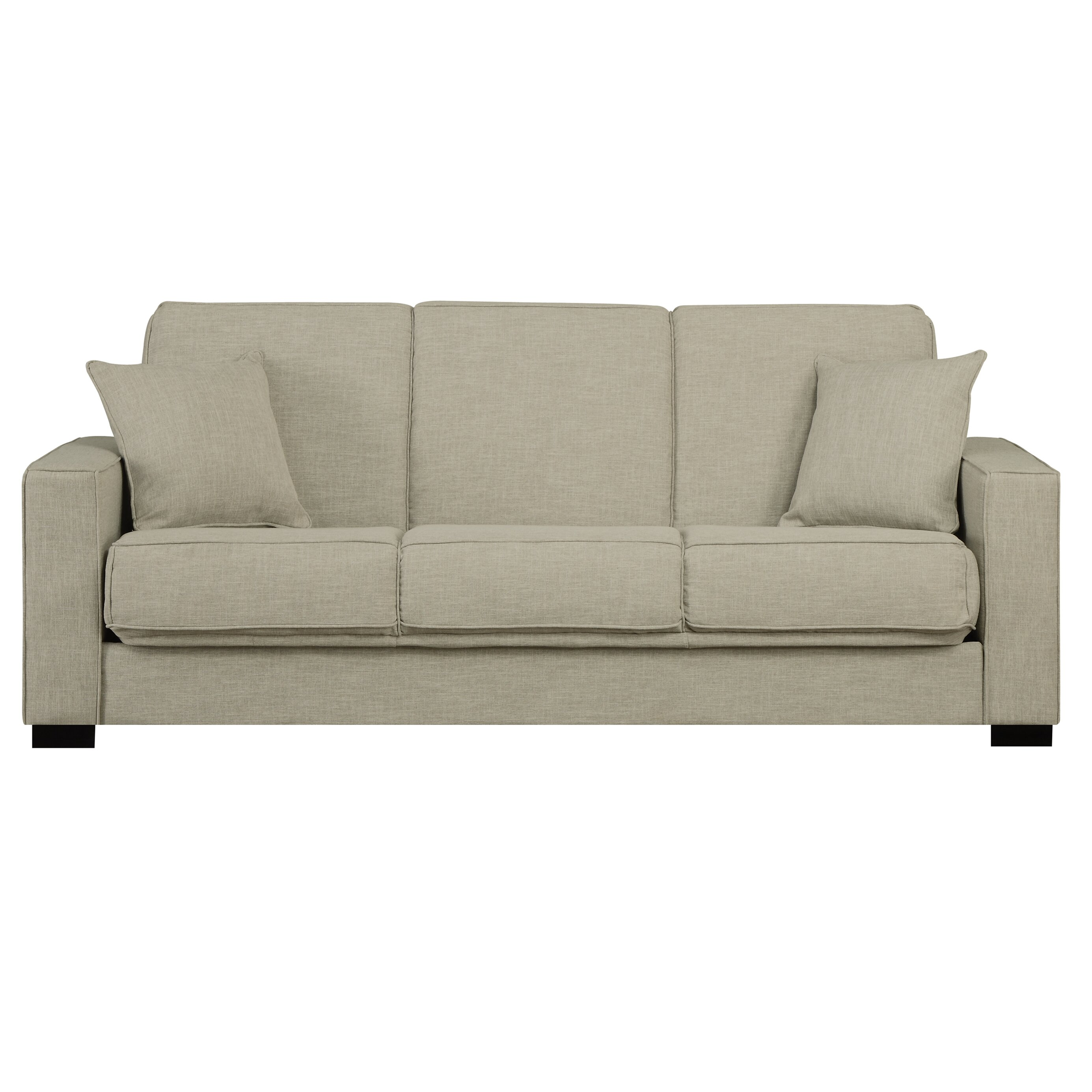 Zipcode Design Kaylee Full Convertible Sleeper Sofa Reviews Wayfair