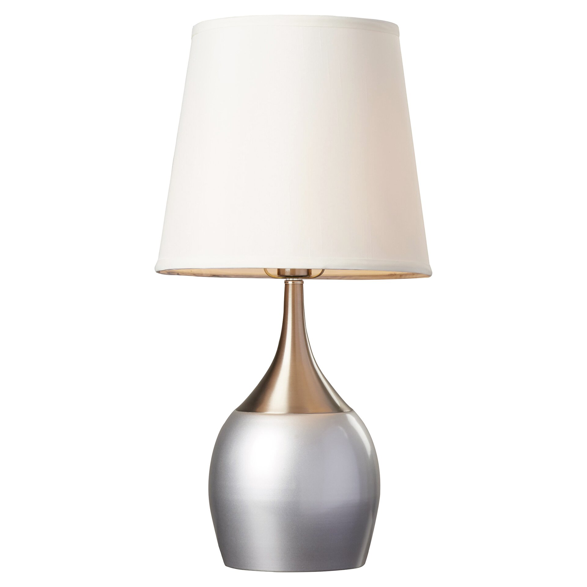 zipcode design barden 24 5 table lamp with empire shade. Black Bedroom Furniture Sets. Home Design Ideas