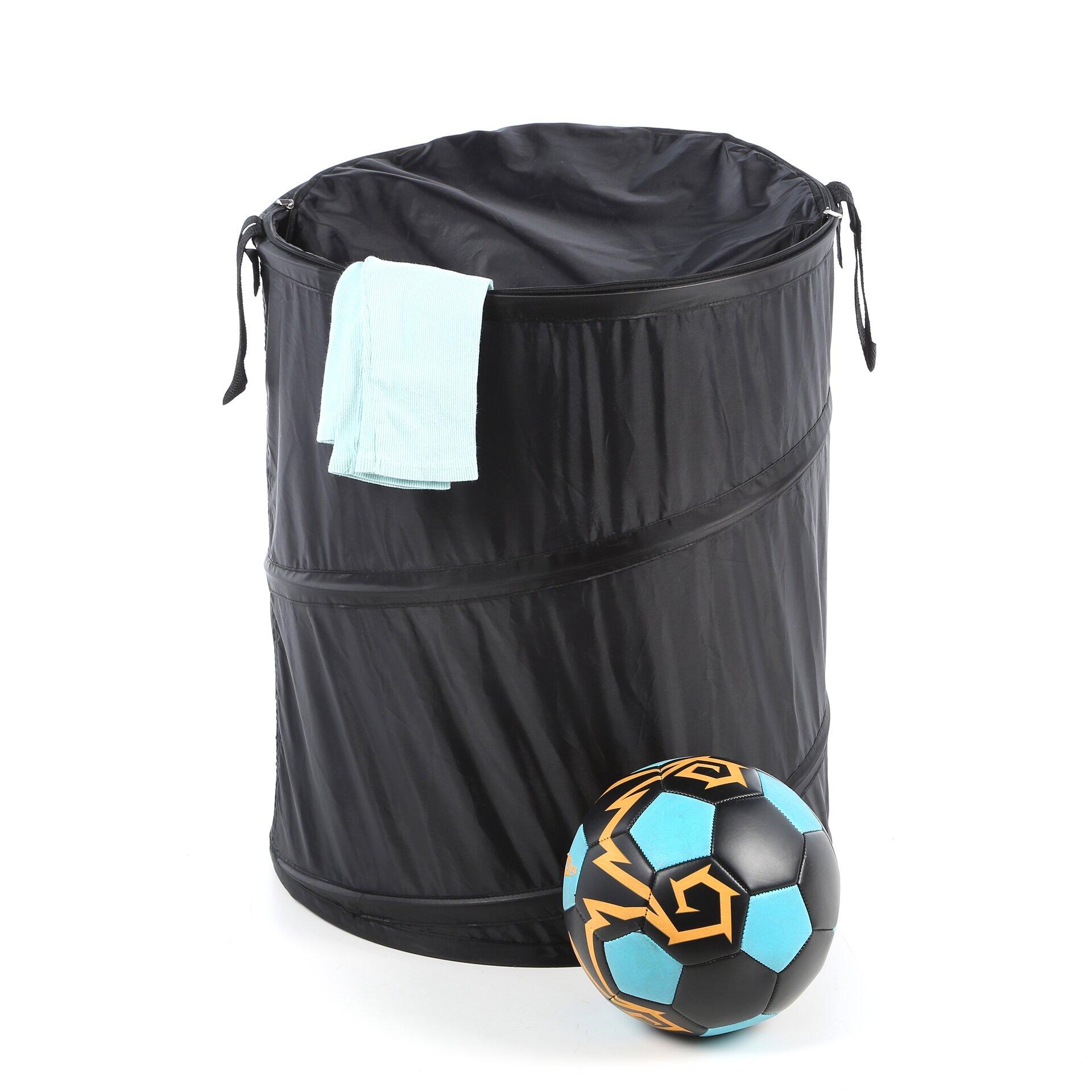 zipcode design bag pop up hamper reviews wayfair. Black Bedroom Furniture Sets. Home Design Ideas