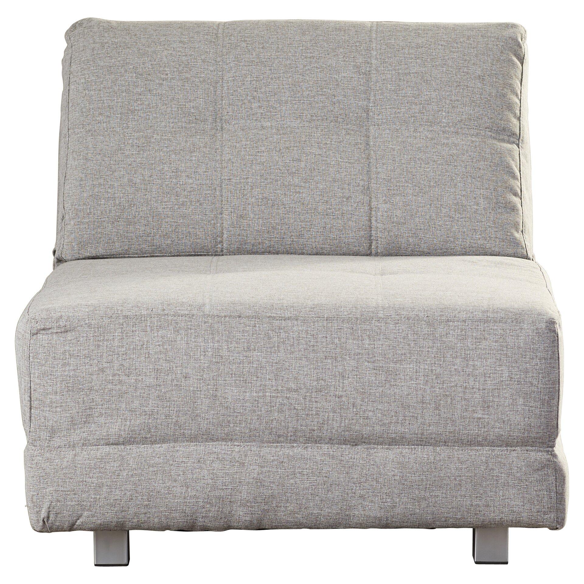 Zipcode Design Krystal Convertible Chair Amp Reviews Wayfair