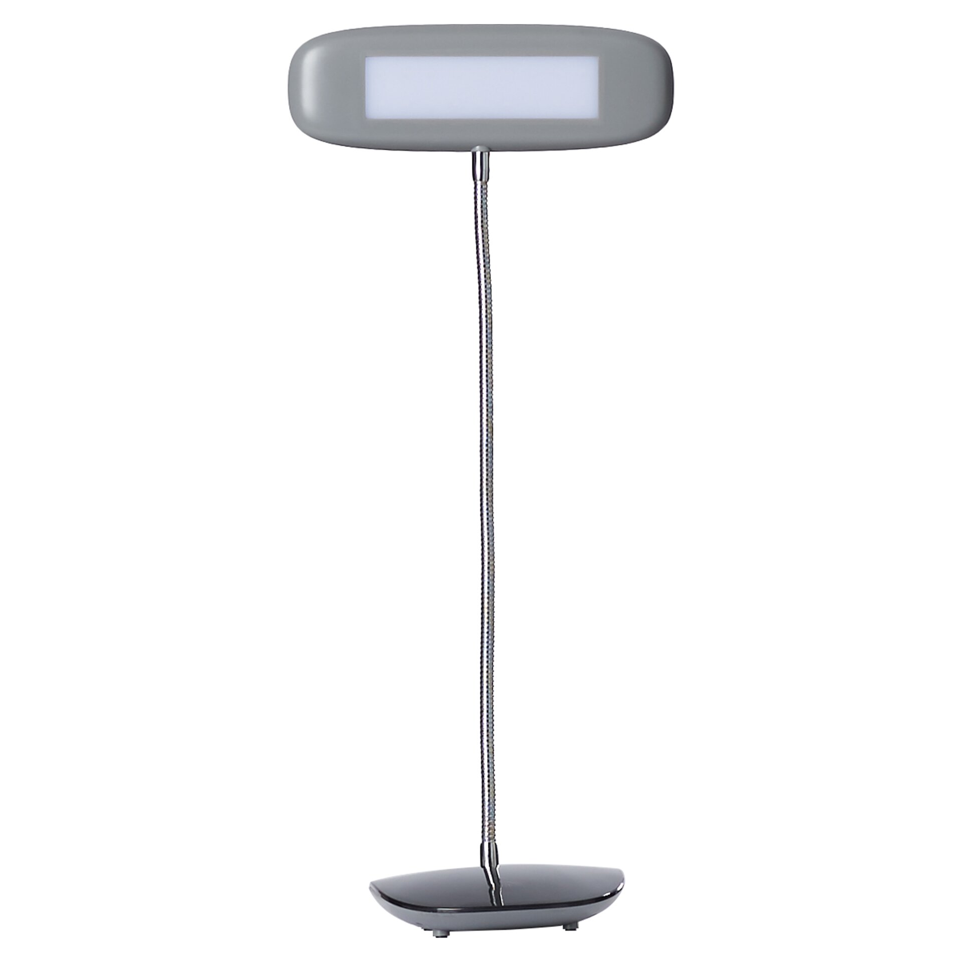 Zipcode design jacob touch activated led 12 5 table lamp for Table design led
