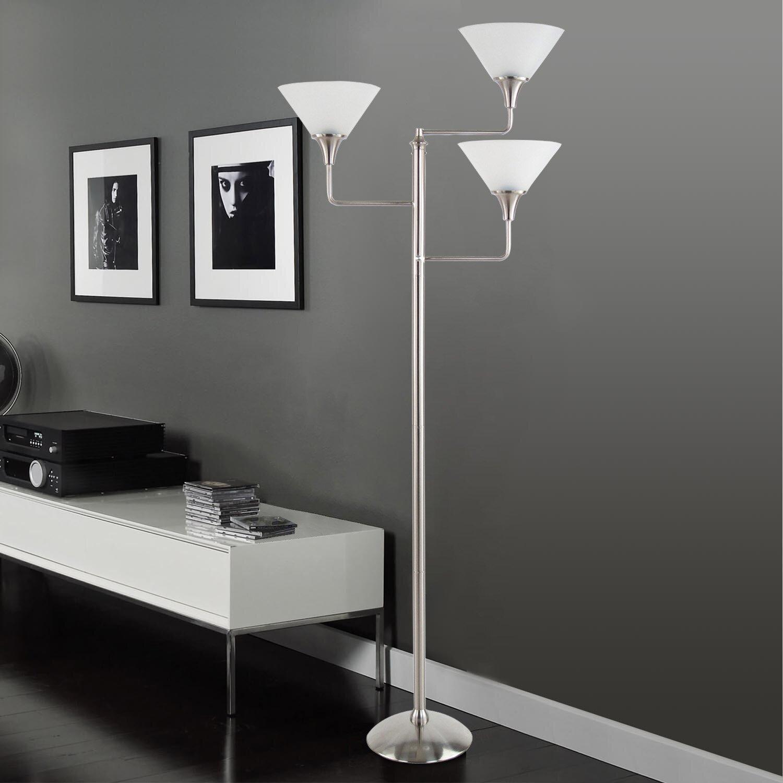 "Zipcode™ Design Beaulah 71"" Tree Floor Lamp & Reviews"