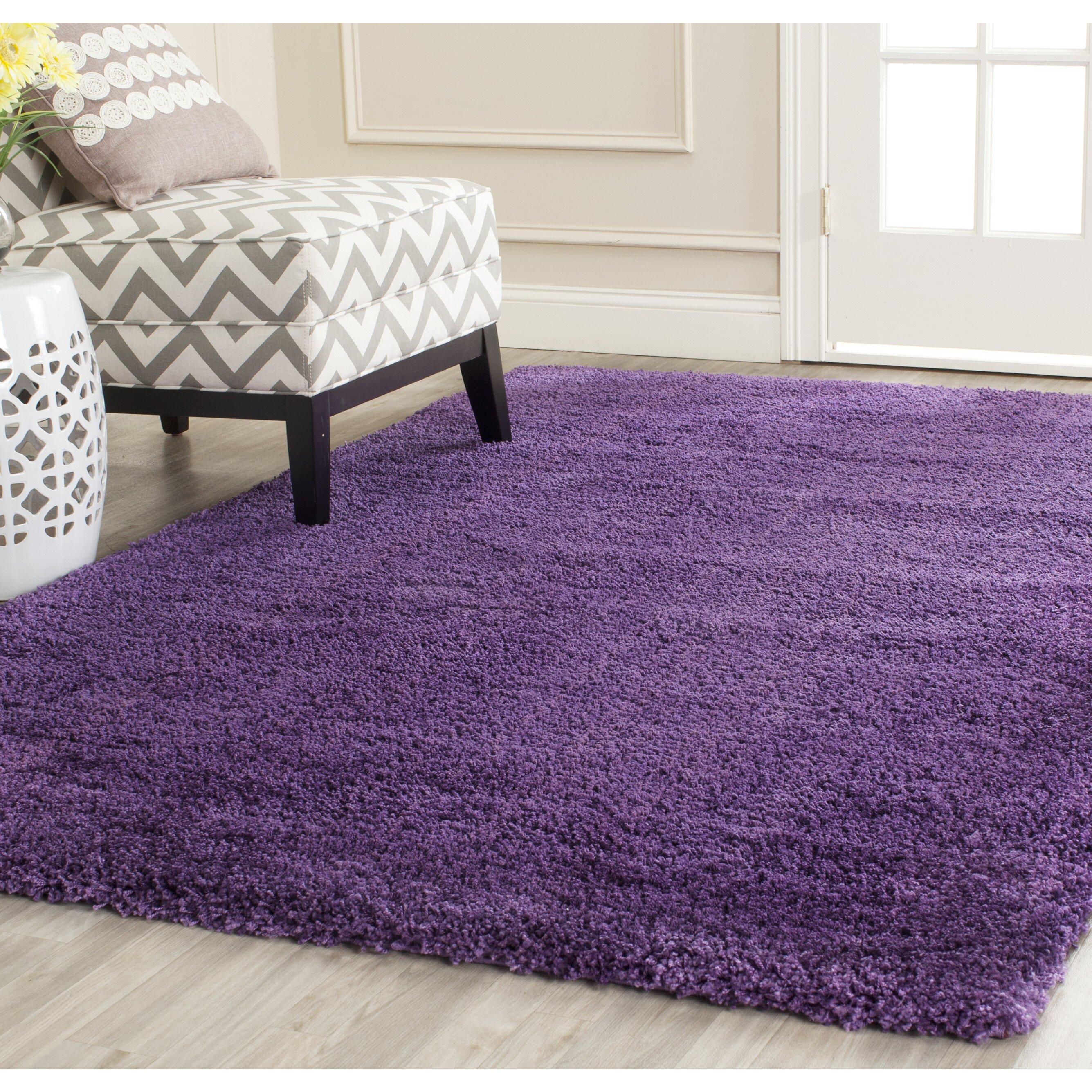 Purple And Lavender Rug: Zipcode™ Design Douglasville Purple Area Rug & Reviews