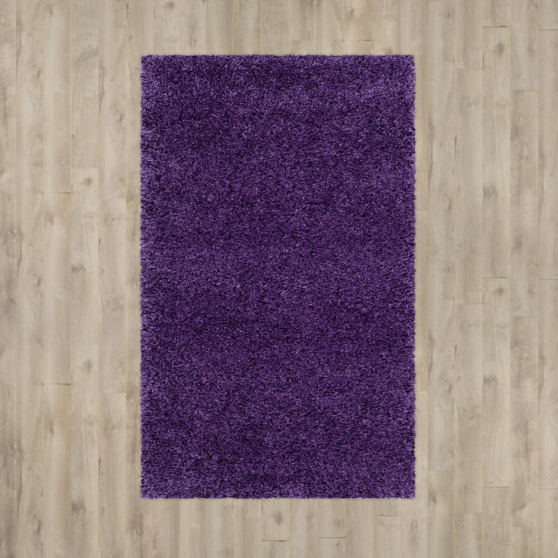 Zipcode™ Design Douglasville Purple Area Rug & Reviews