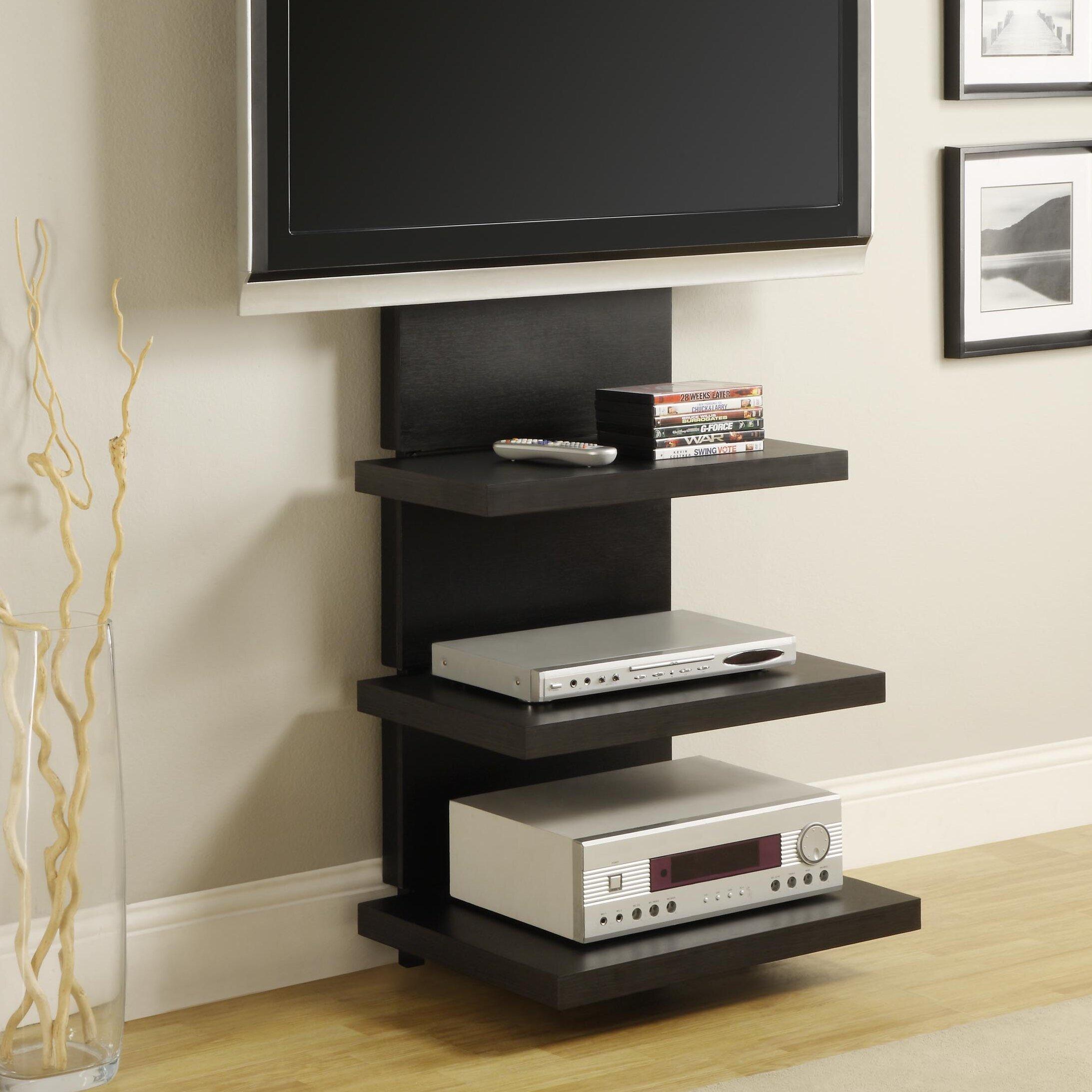 Zipcode design kayla tv stand reviews wayfair for Petite table tele