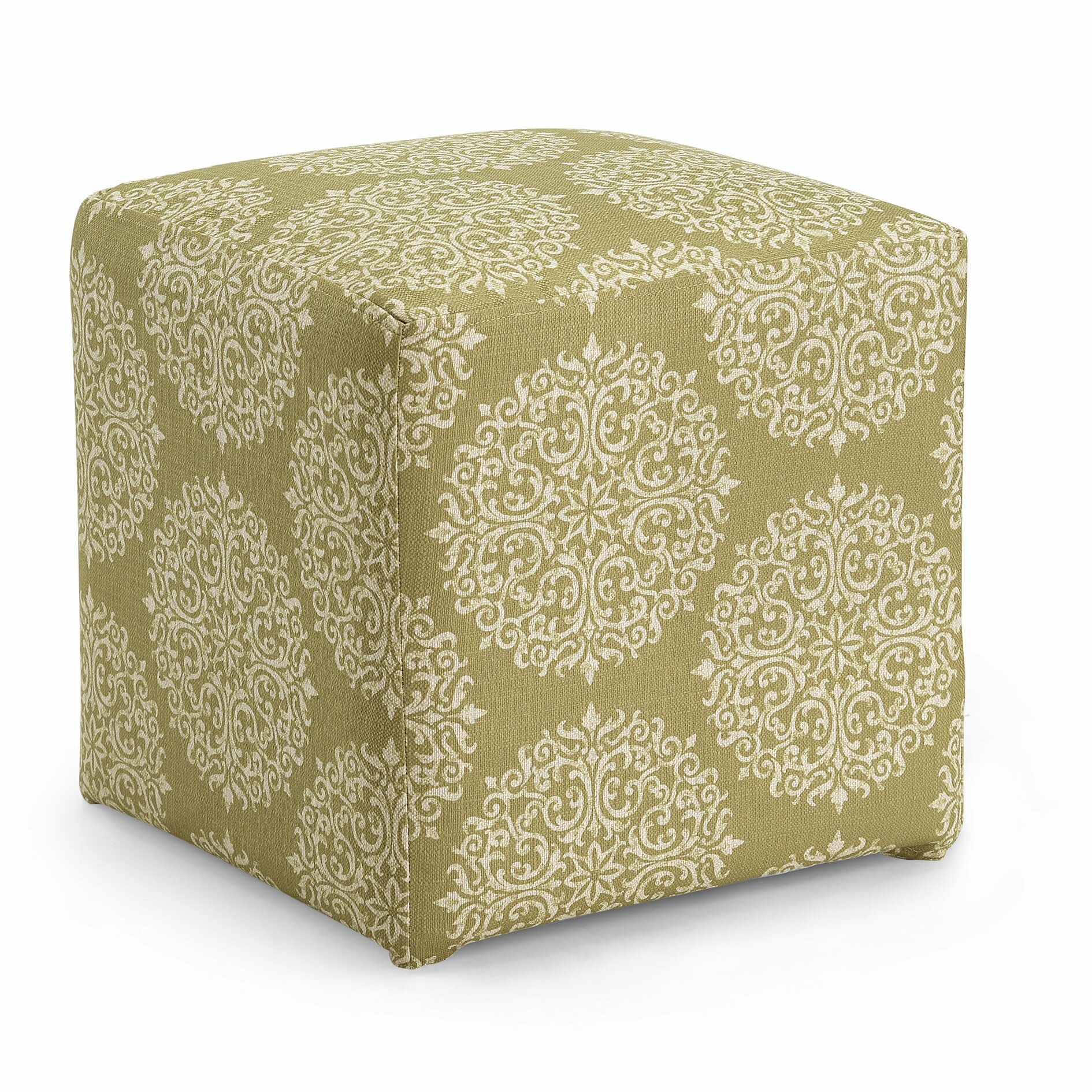 Zipcode Design Dorothea Cube Ottoman Reviews Wayfair