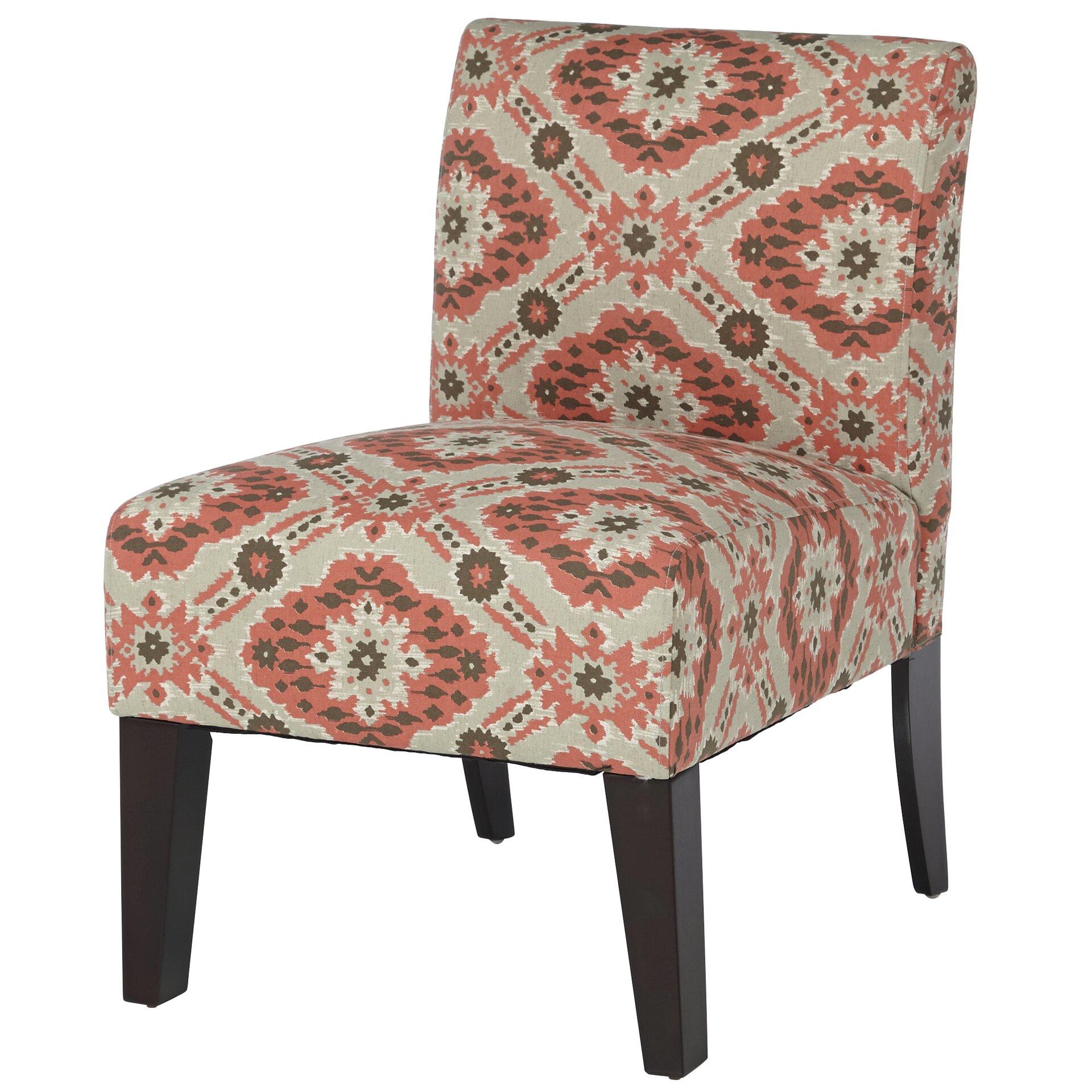 Zipcode™ Design Lucy Ikat Slipper Chair & Reviews