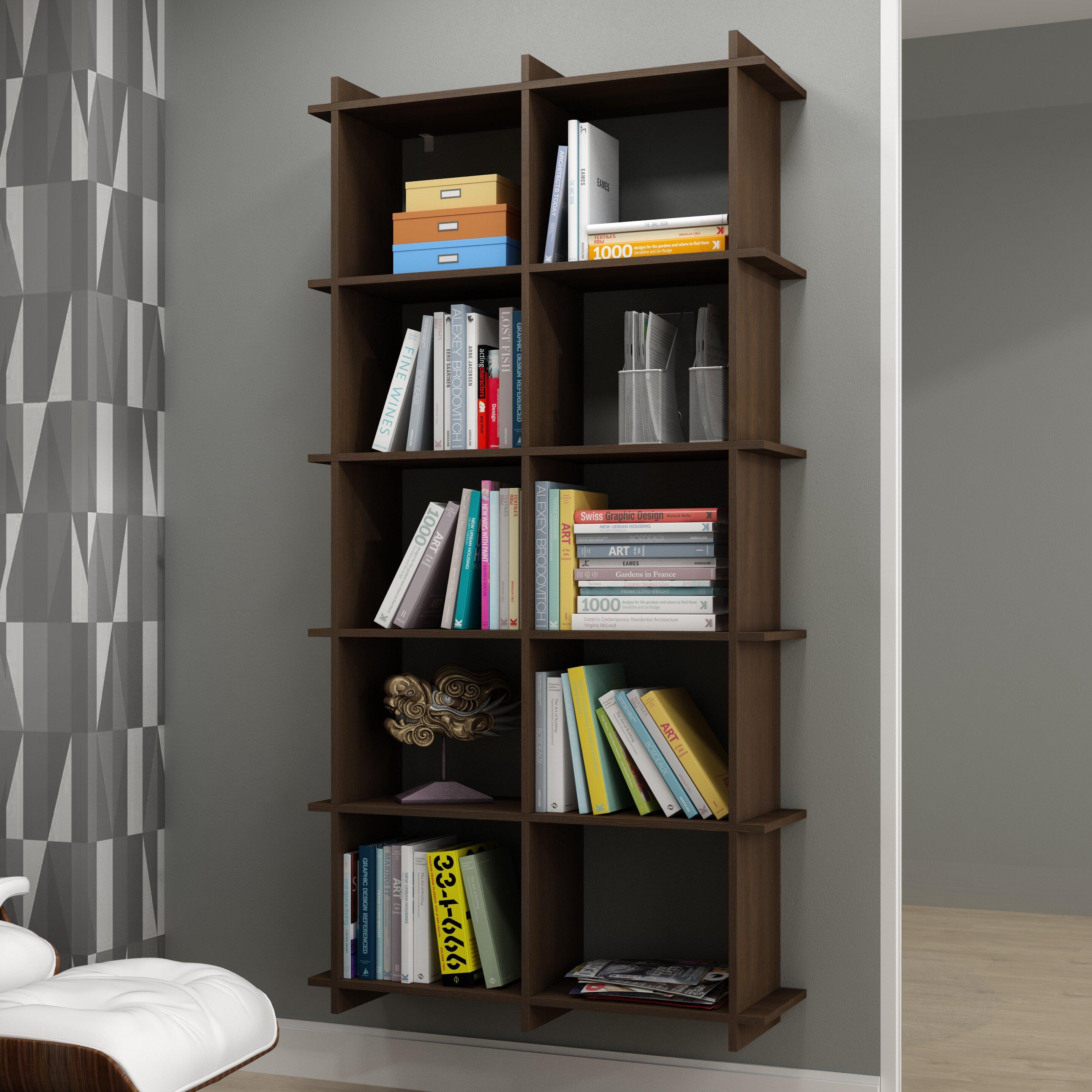 Zipcode Design Erica 10 Shelves 71 Quot Cube Unit Bookcase