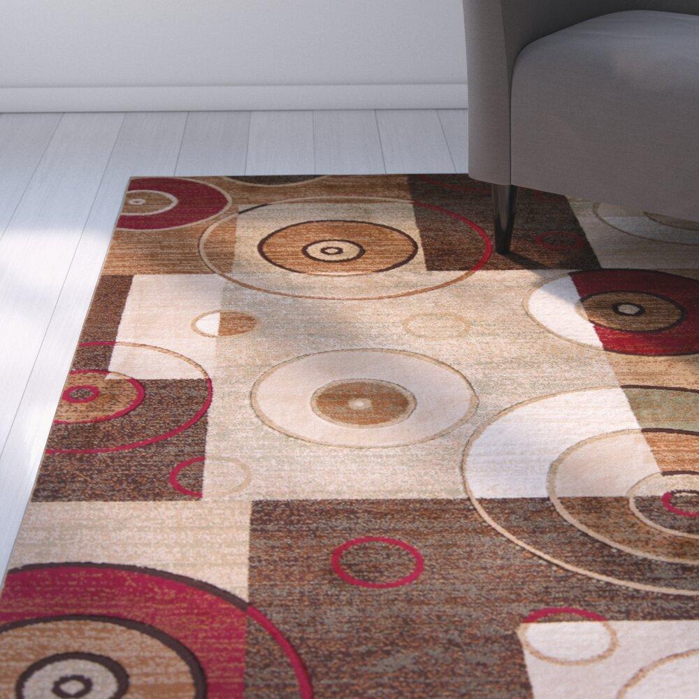 Zipcode™ Design Nolan Multicolor Area Rug & Reviews